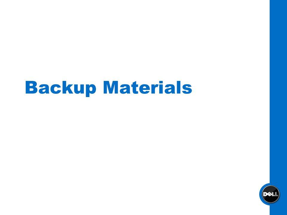Backup Materials 11