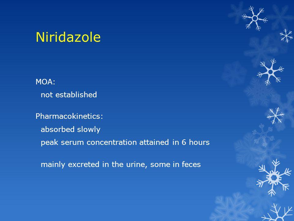 Niridazole