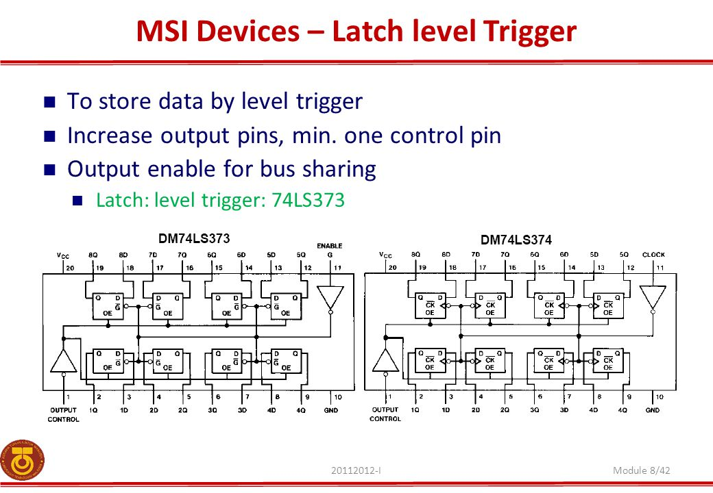 MSI Devices – Latch level Trigger