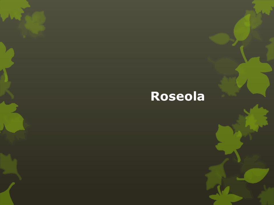 Roseola