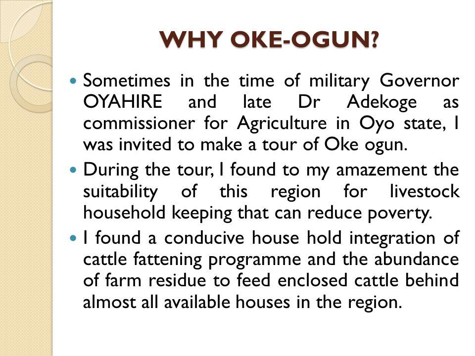 WHY OKE-OGUN