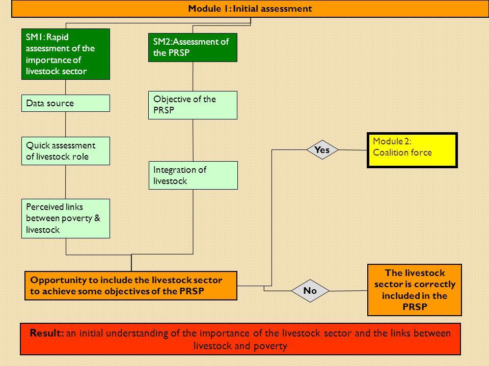 Module 1: Initial assessment