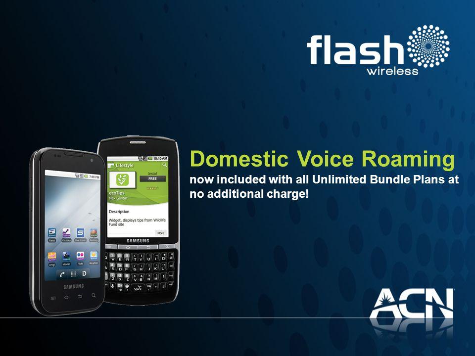 Domestic Voice Roaming