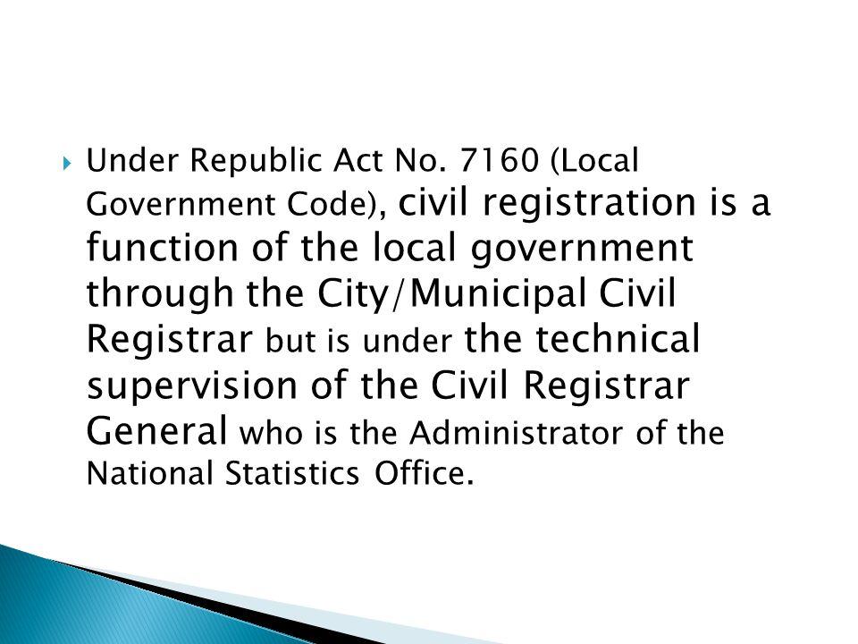 Under Republic Act No.