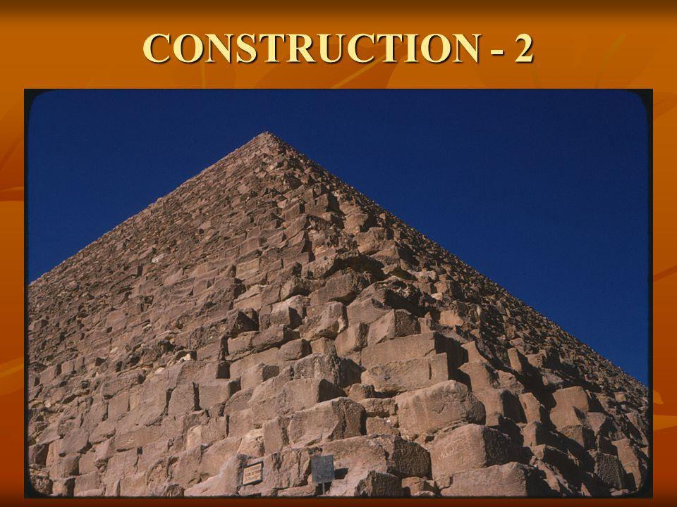 CONSTRUCTION - 2