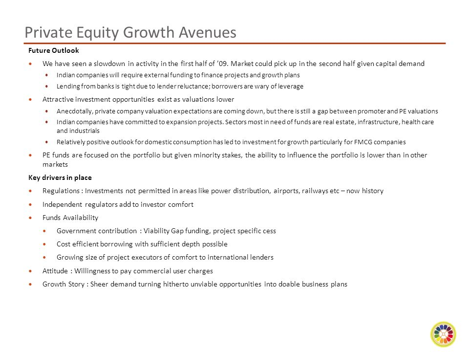 Private Equity Growth Avenues