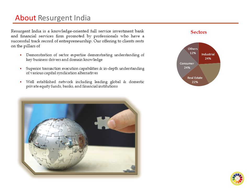 About Resurgent India Sectors