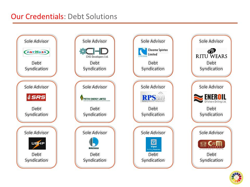 Our Credentials: Debt Solutions