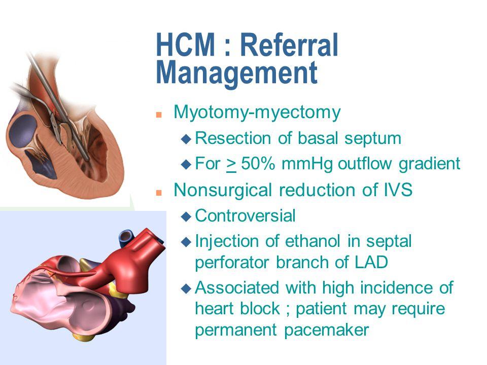 HCM : Referral Management