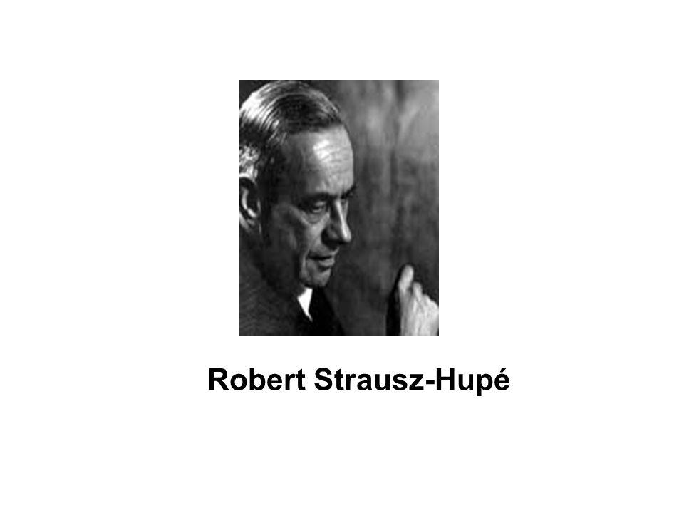 Robert Strausz-Hupé
