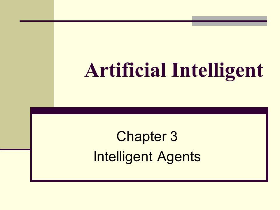 Artificial Intelligent