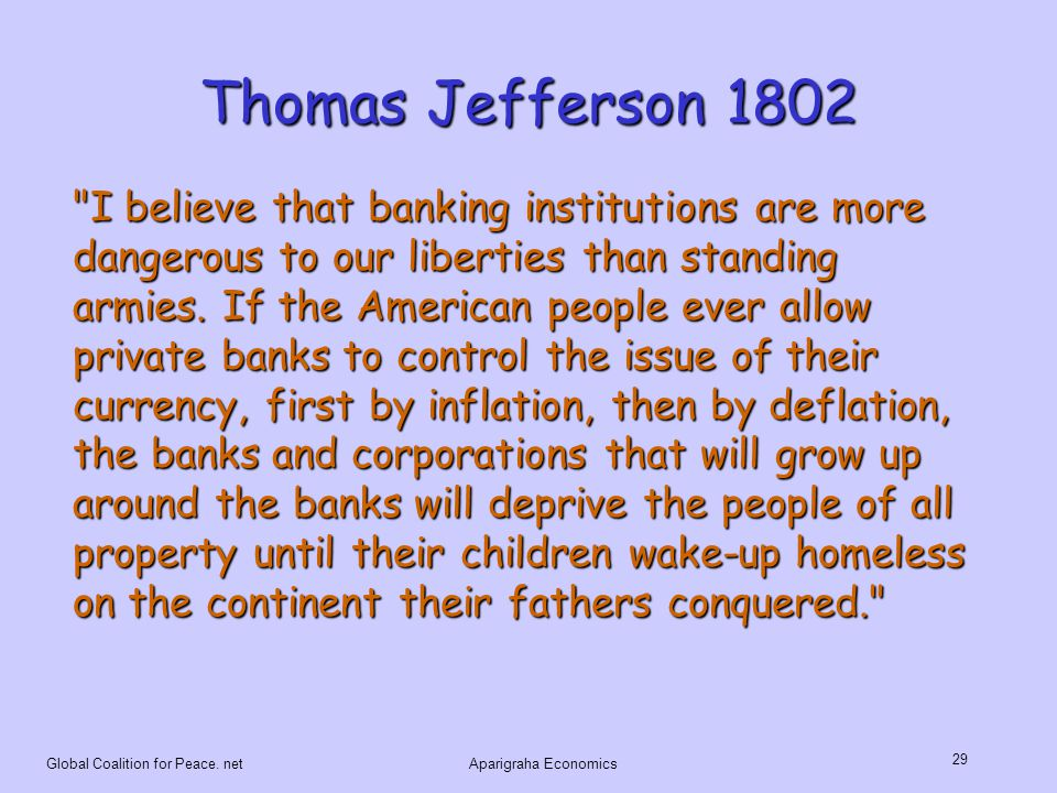 Thomas Jefferson 1802