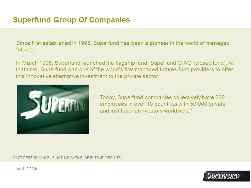 Superfund Group Of Companies
