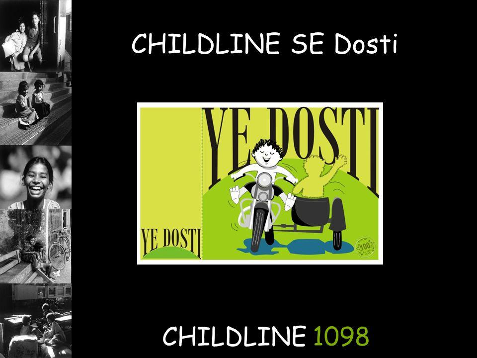 CHILDLINE SE Dosti CHILDLINE 1098