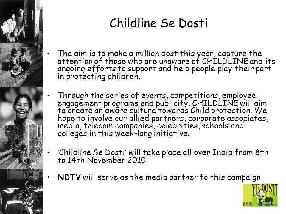 Childline Se Dosti