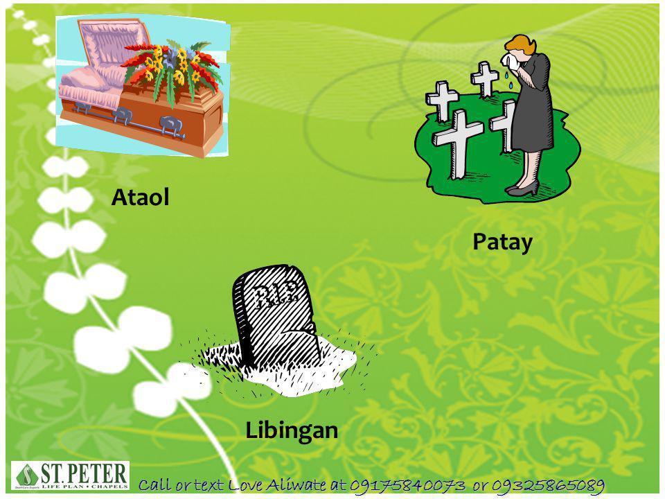 Ataol Patay Libingan