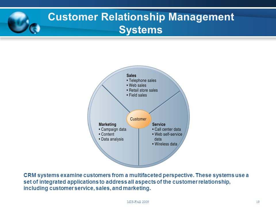 why do customer relationship management applications affect satisfaction