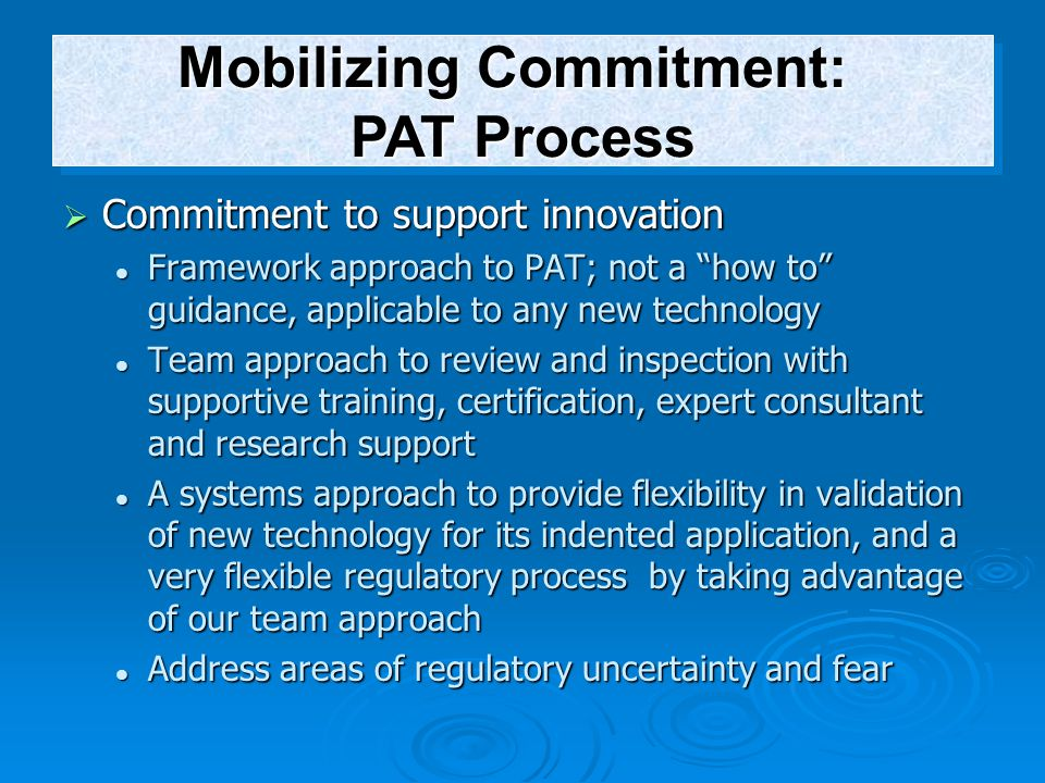 Mobilizing Commitment: