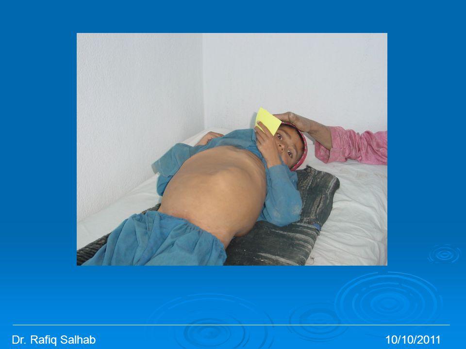 Dr. Rafiq Salhab 10/10/2011
