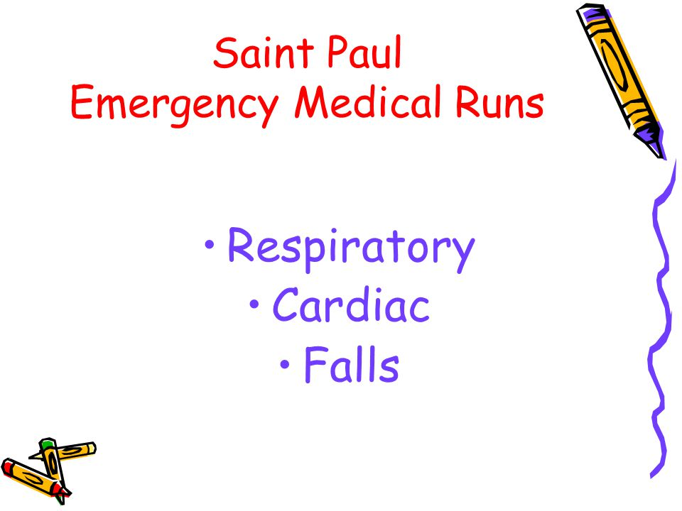 Saint Paul Emergency Medical Runs