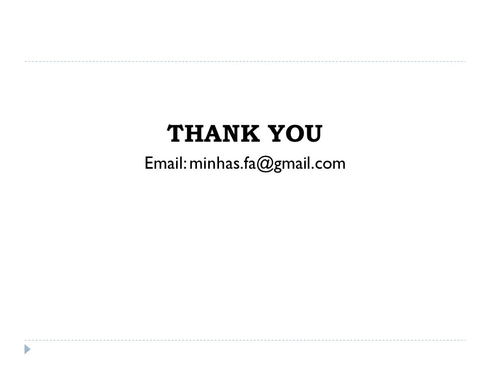 Email: minhas.fa@gmail.com