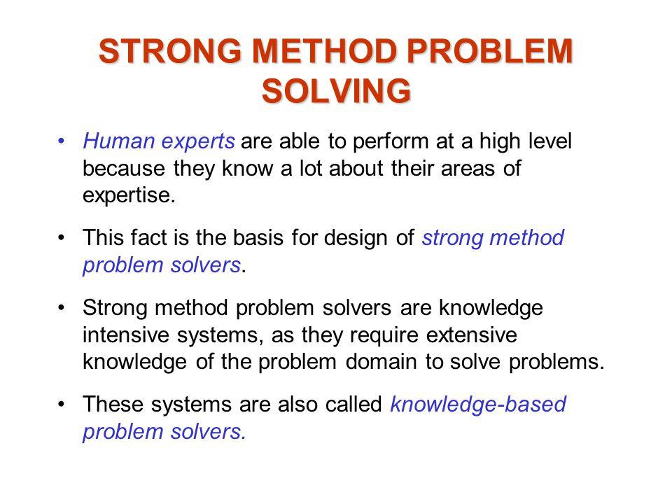 Problem Solve Or Problem-Solve