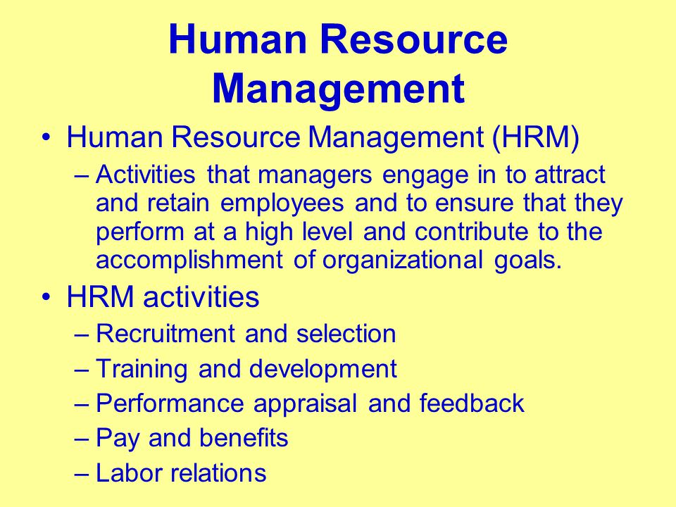 human resource management chapter 2 pdf