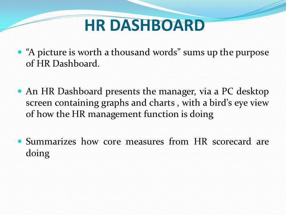 Hr Scorecard Presented By Adeel Tariq Mobashir Ali. - Ppt Video