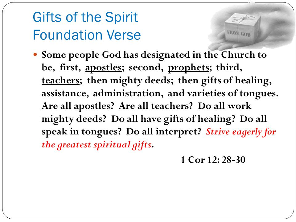 the controversy of the spiritual gift of prophecy Prophets and prophecies series understanding prophecy  young men is the phase in our spiritual life where we  under the gift of prophecy to refer to a gift.