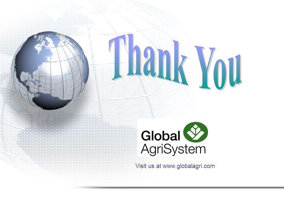 Visit us at www.globalagri.com