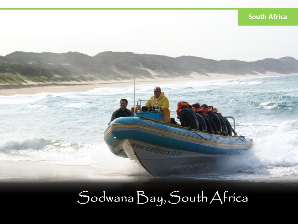 Sodwana Bay, South Africa
