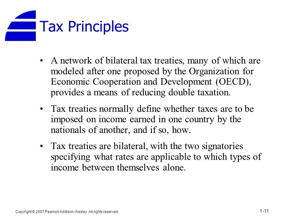 Tax Principles