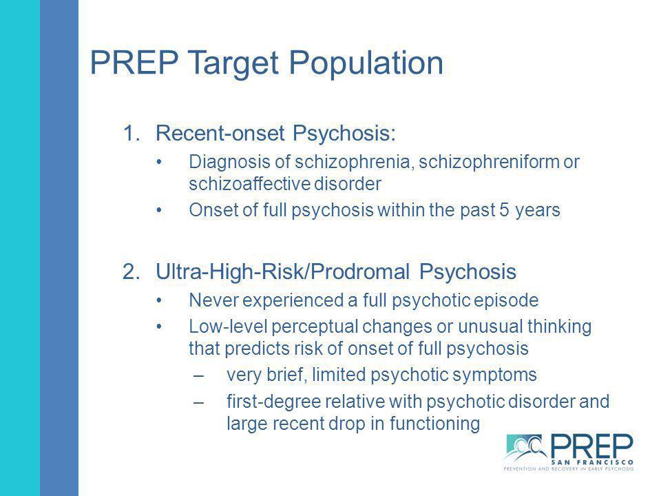 PREP Target Population