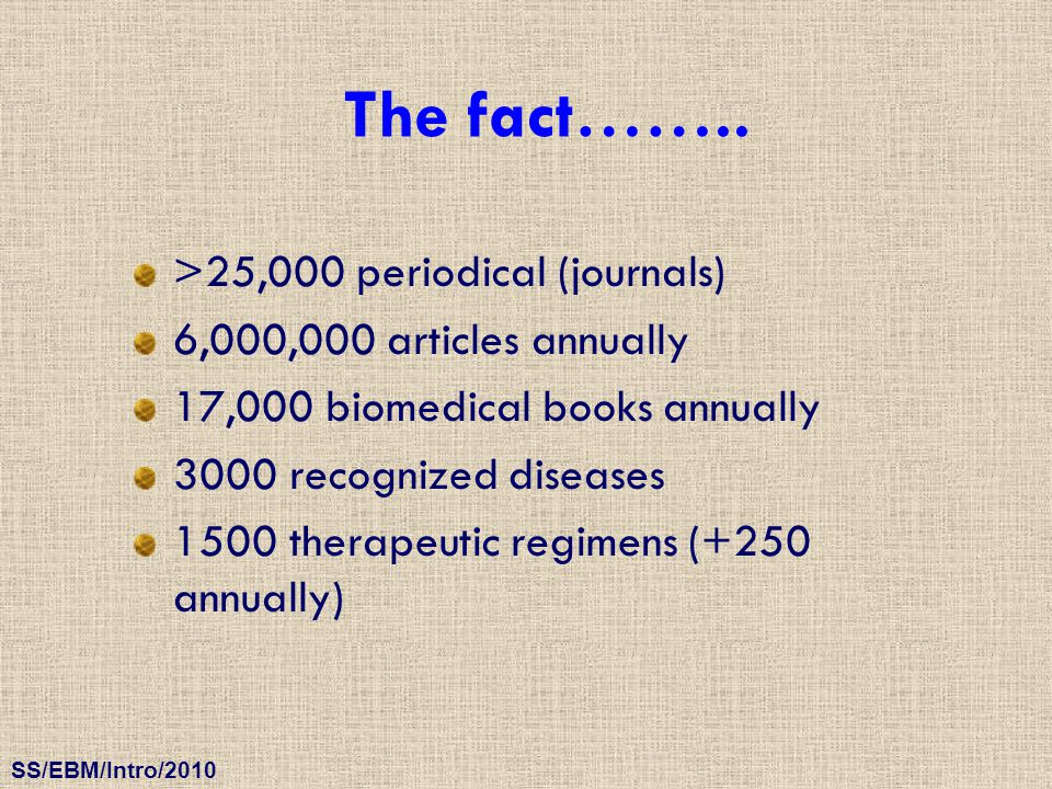 The fact…….. >25,000 periodical (journals)