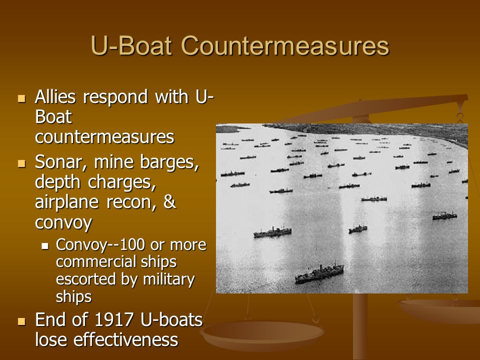 U-Boat Countermeasures