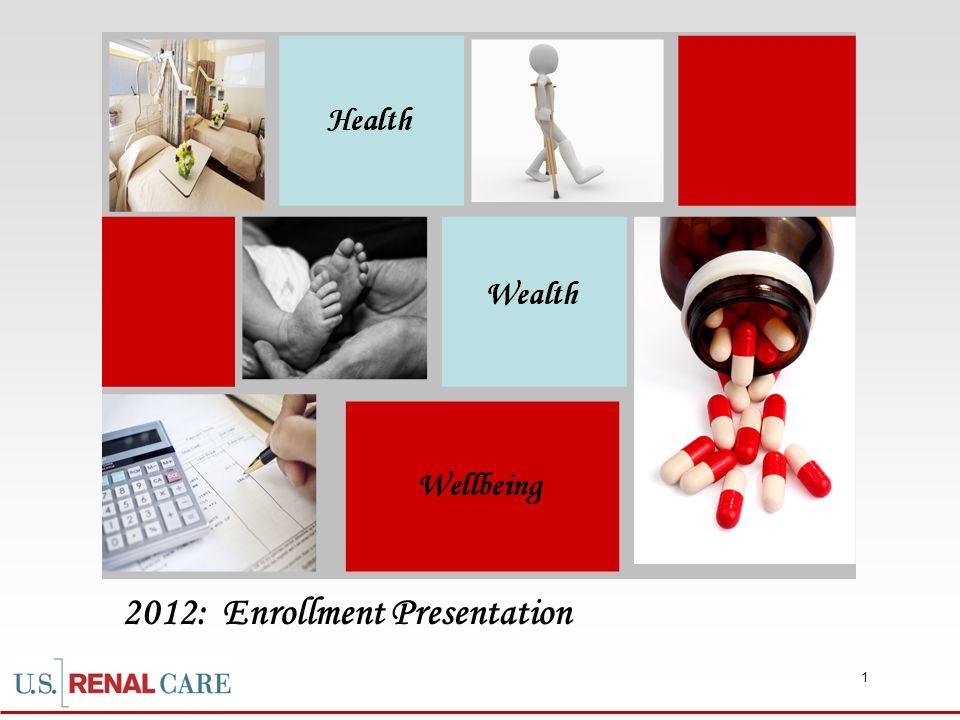 2012: Enrollment Presentation