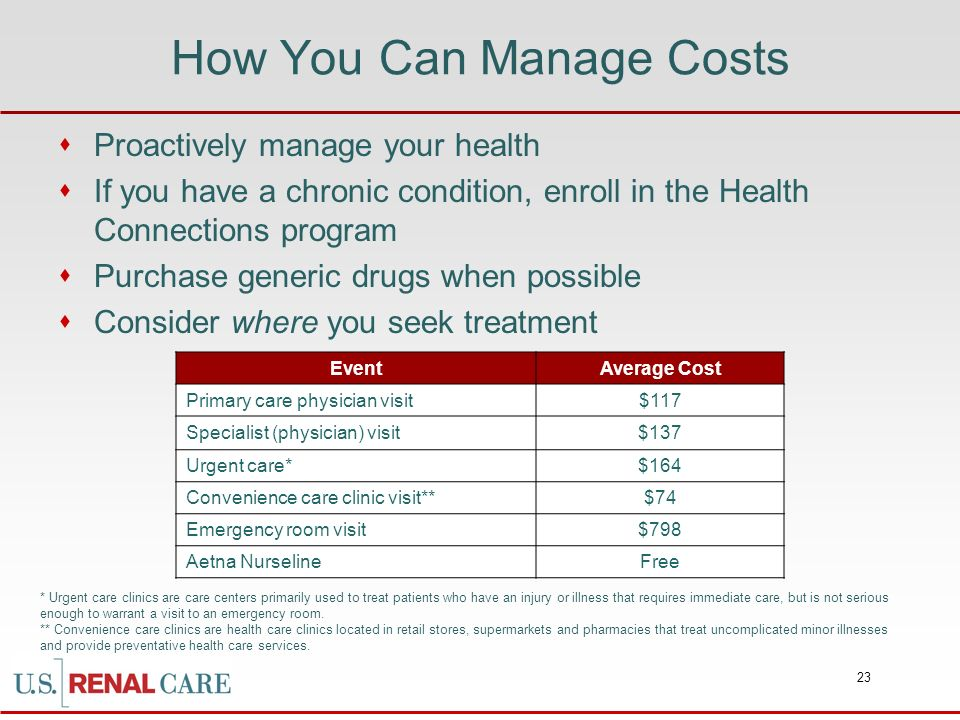 How You Can Manage Costs