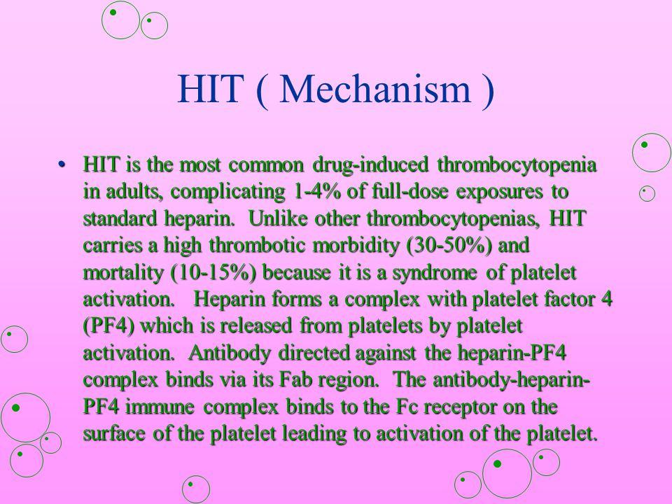 HIT ( Mechanism )