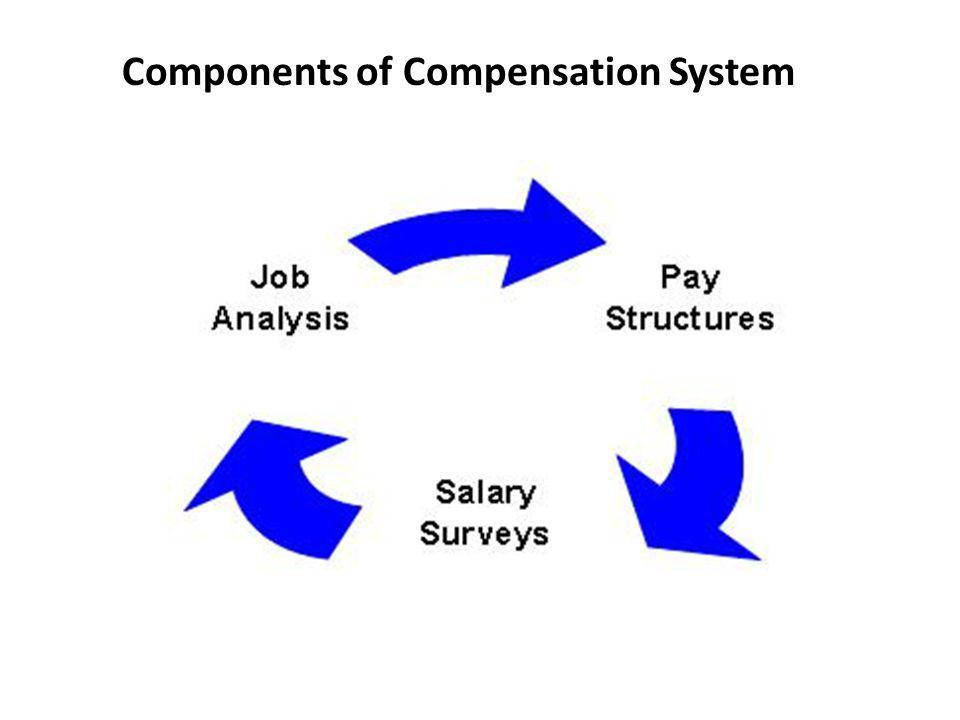 Components of Compensation System