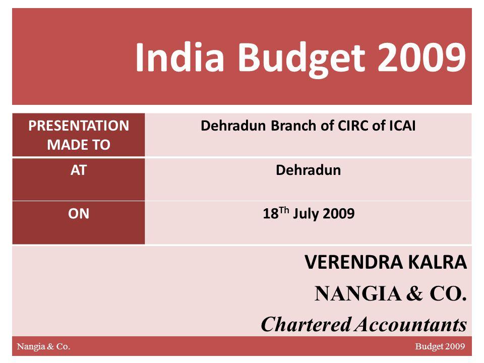 Dehradun Branch of CIRC of ICAI