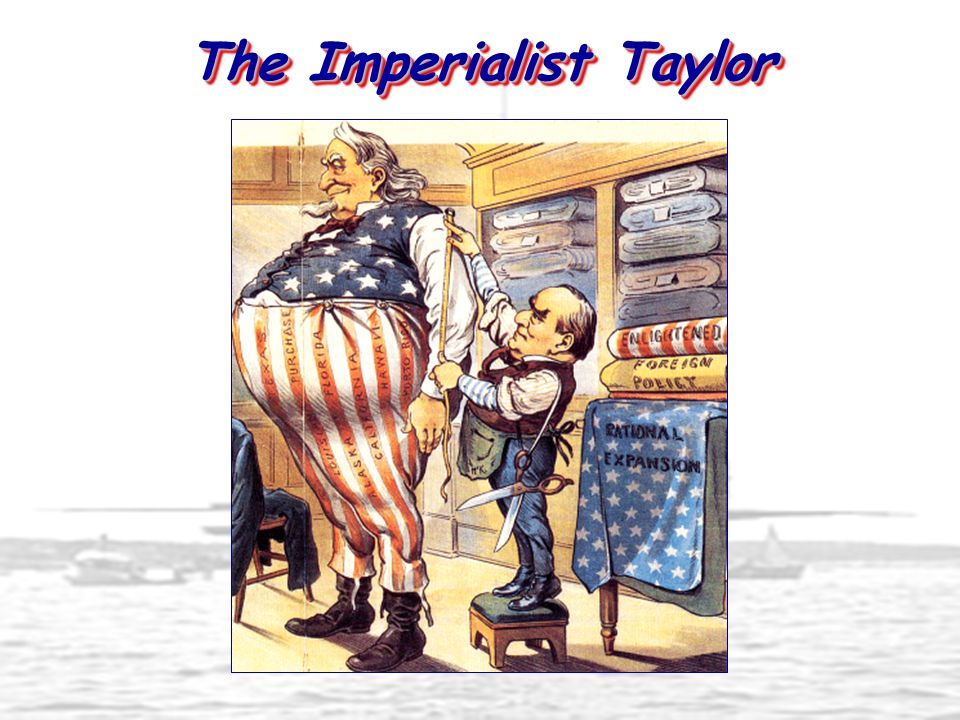 The Imperialist Taylor