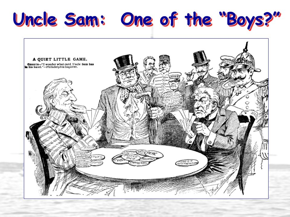 Uncle Sam: One of the Boys
