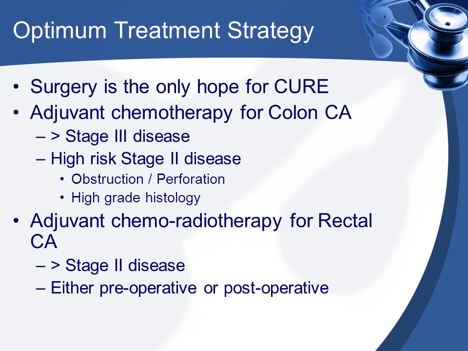 Optimum Treatment Strategy