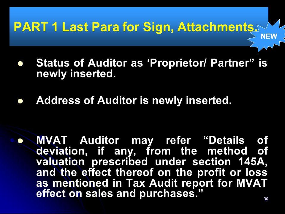 PART 1 Last Para for Sign, Attachments..,