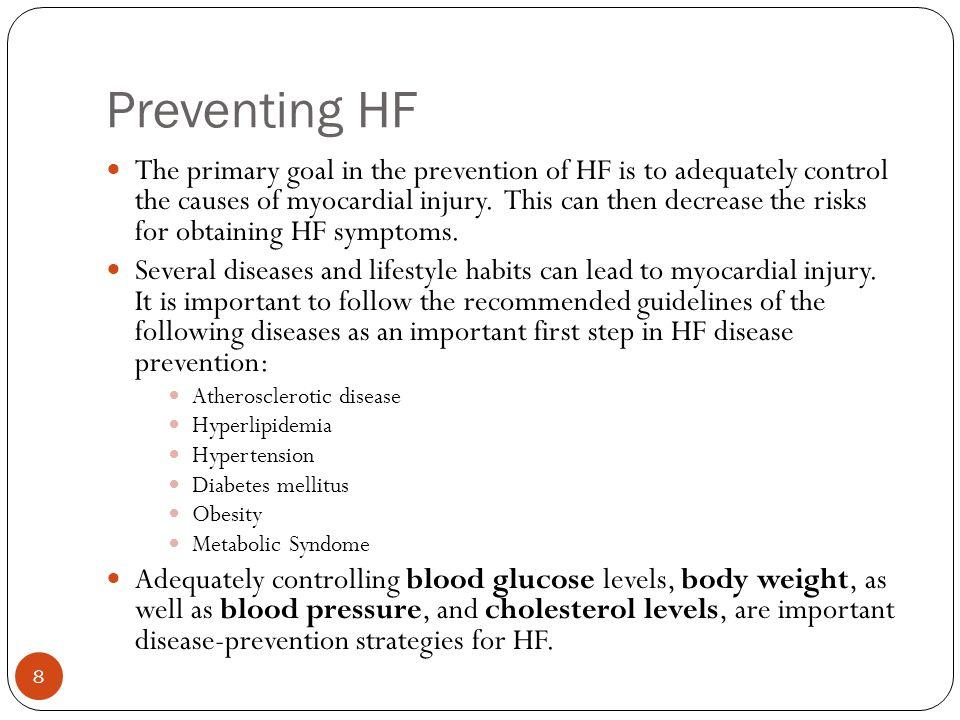 Preventing HF