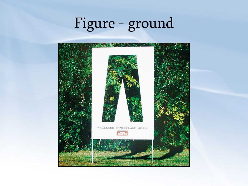 Figure - ground