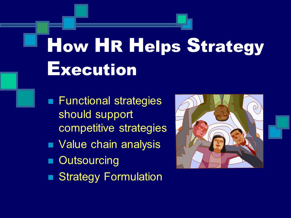 How HR Helps Strategy Execution