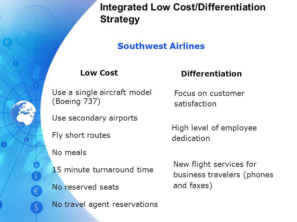 airlines corporate level strategy Pricing strategies of low-cost airlines: the ryanair case study journal of air transport management 15 (2009) 195-203 performance of the major low-cost carriers focused on the airlines' average fare level.