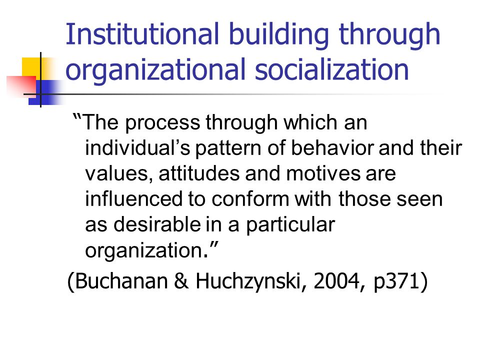 internalization of values socialization of the Socialization assessed with autobiographical narratives the transmission and internalization of values are the content of values within socialization.