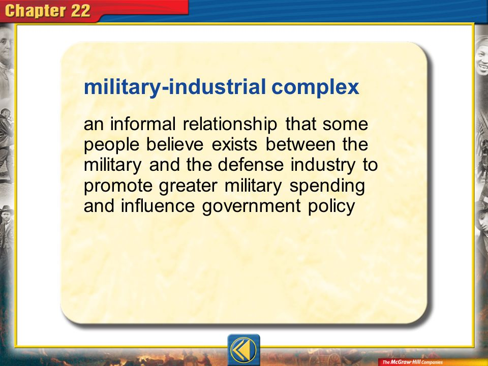 military-industrial complex